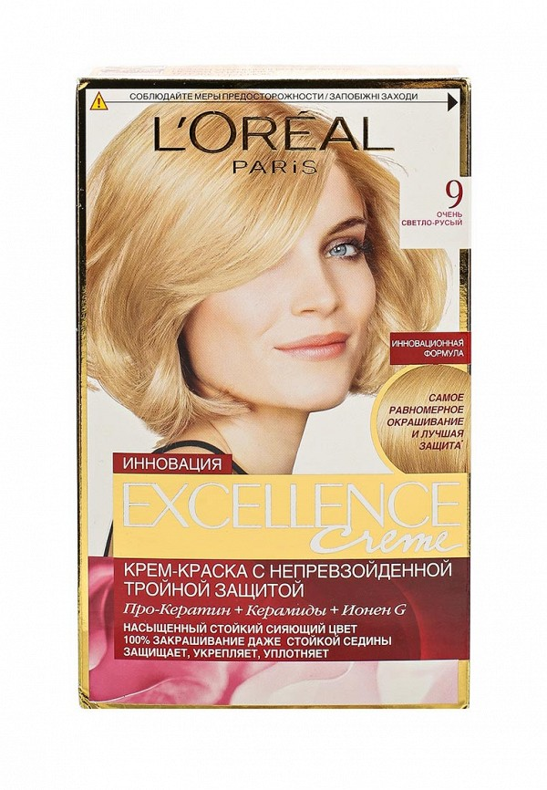 Краска для волос L'Oreal Paris L'Oreal Paris LO006LWIVP07 люстра на штанге preciosa brilliant 45 0524 006 07 00 07 01
