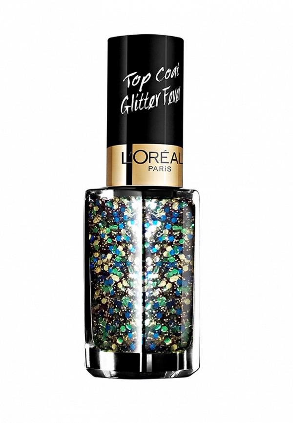 Декоративная косметика L\'Oreal Paris для ногтей Top Coat, оттенок 950, Самба, 5 мл