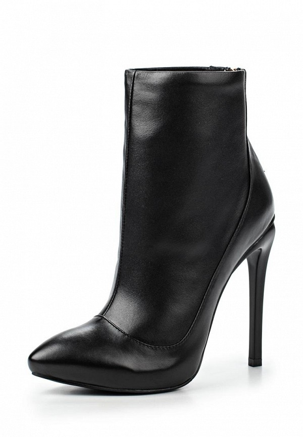 Ботильоны LOST INK LAURA POINT LEATHER HIGH HEELED ANKLE BOOT