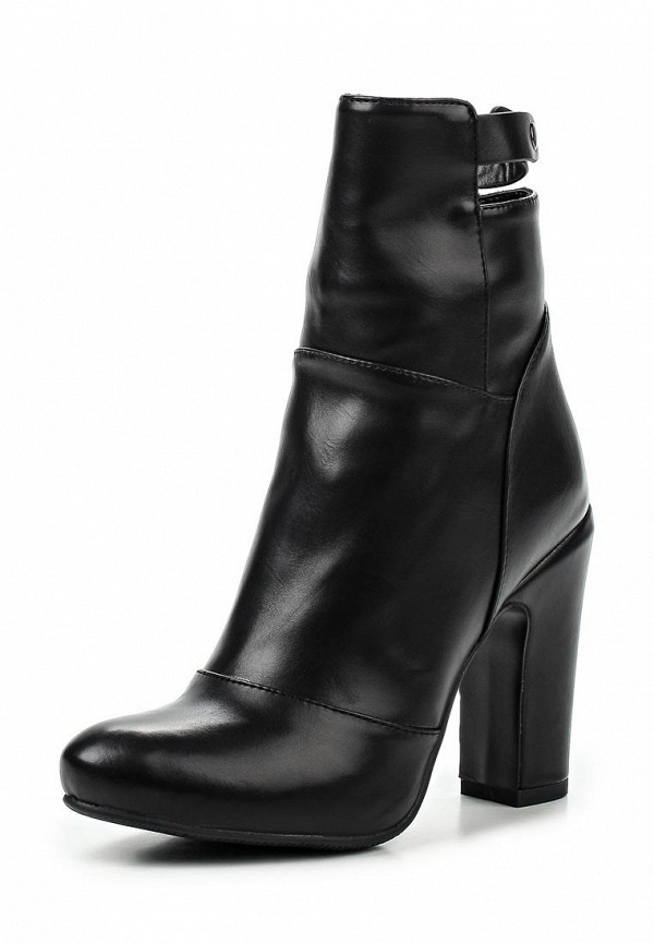 Ботильоны LOST INK FLAP FRONT HEELED ANKLE BOOT