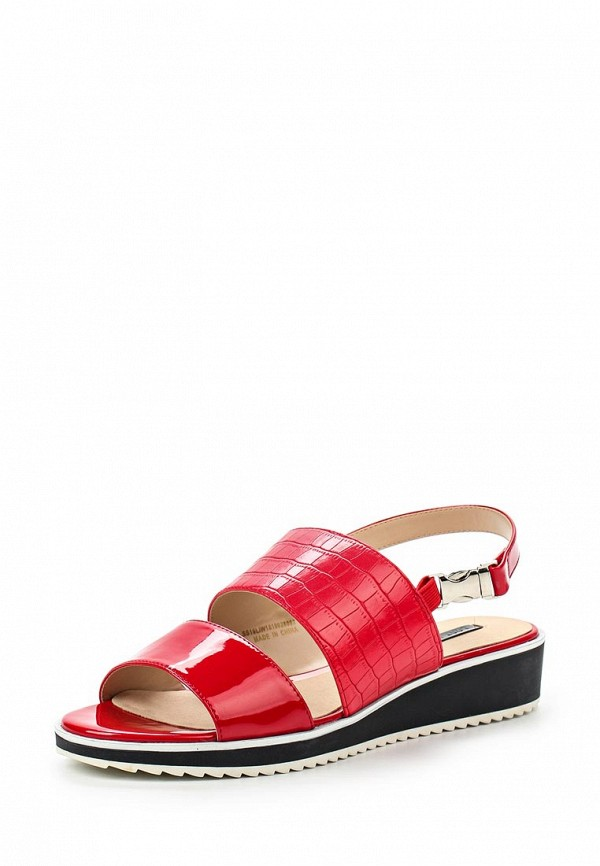 Сандалии LOST INK LOST INK LO019AWGIT22 сандалии lost ink namika square toe flat sandal