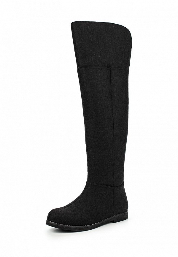 Валенки LOST INK, FLARE OVER THE KNEE FELT BOOT