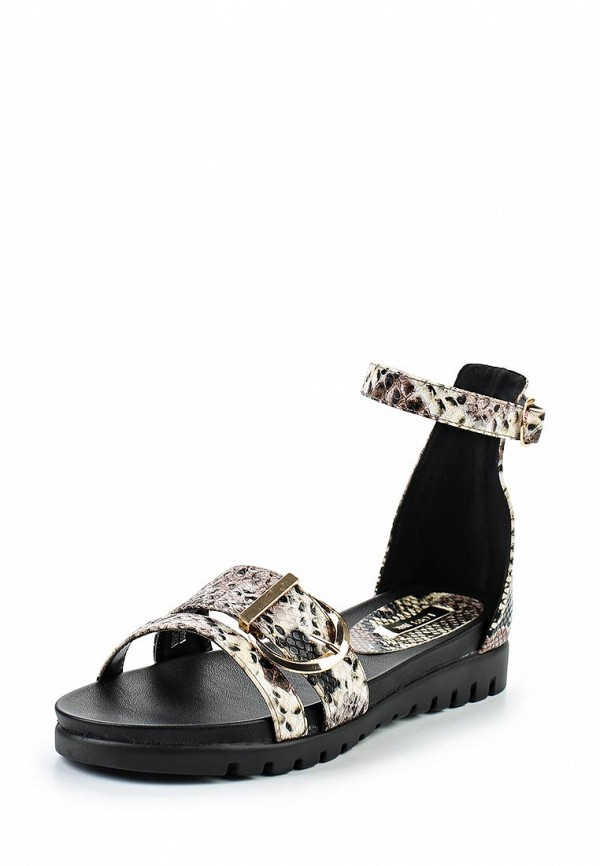 Сандалии LOST INK LOST INK LO019AWTXE66 сандалии lost ink namika square toe flat sandal