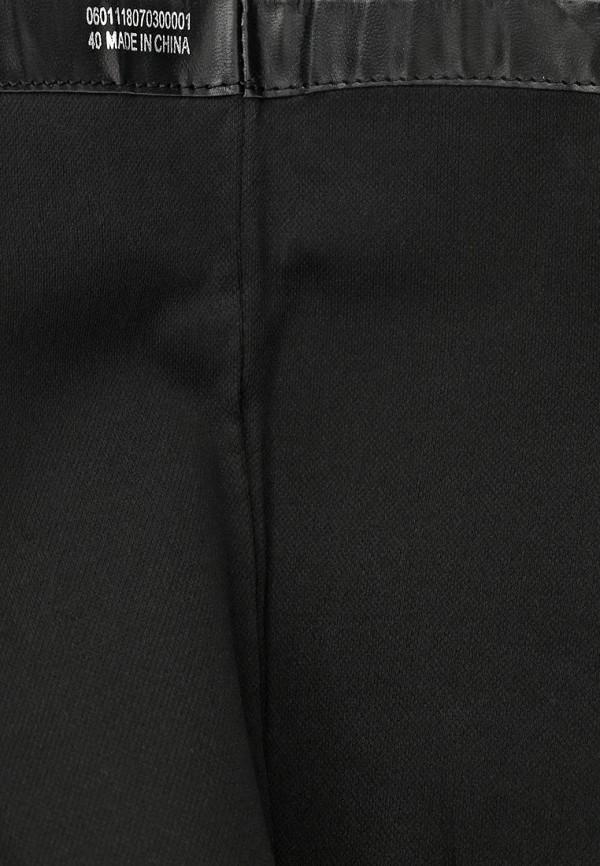 Фото 5 - женские ботфорты LOST INK черного цвета