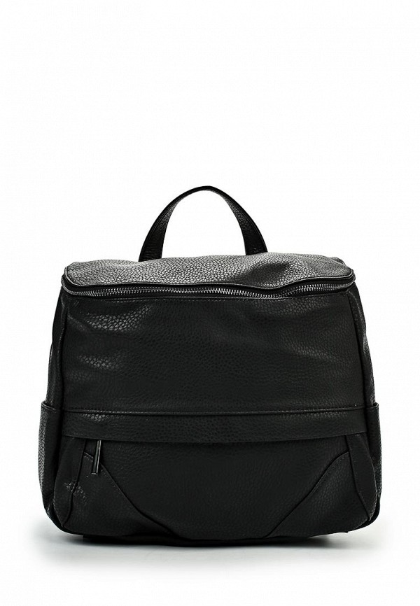 Рюкзак LOST INK SILVER ZIP / BLACK TUMBLED BACKPACK