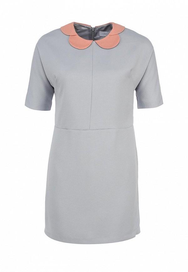 Платье LOST INK SUKI SCALLOPED COLLAR SHIFT