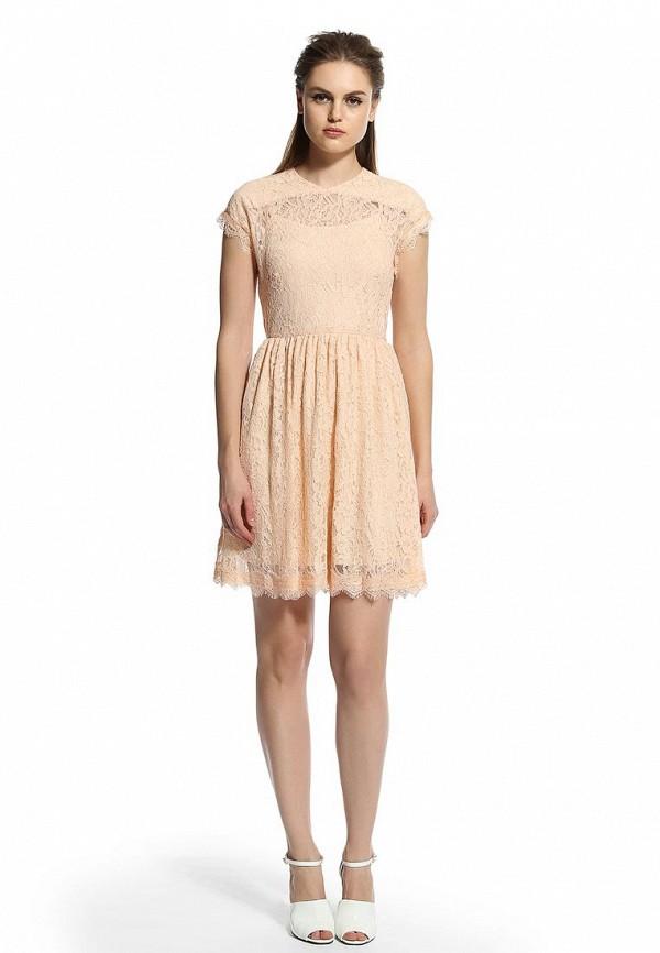 Платье миди ss15liw0102017602 lost ink платье миди