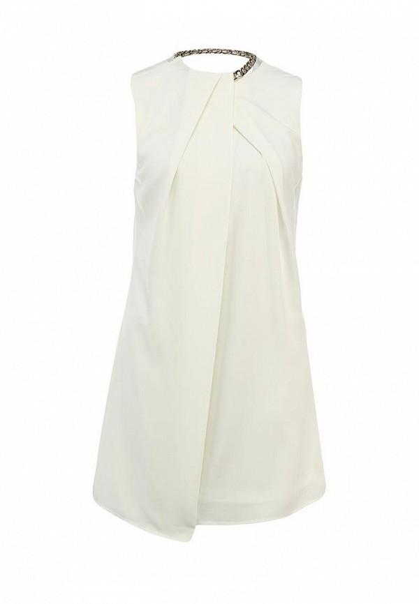 Платье LOST INK ROSIE CHAIN NECK DETAIL SHIFT
