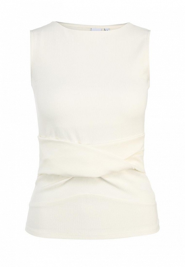 Топ LOST INK WRAP FRONT FITTED TOP