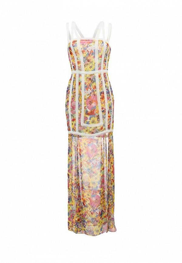 Платье-мини LOST INK. (ЛОСТ ИНК.) SS15LIW0102007601