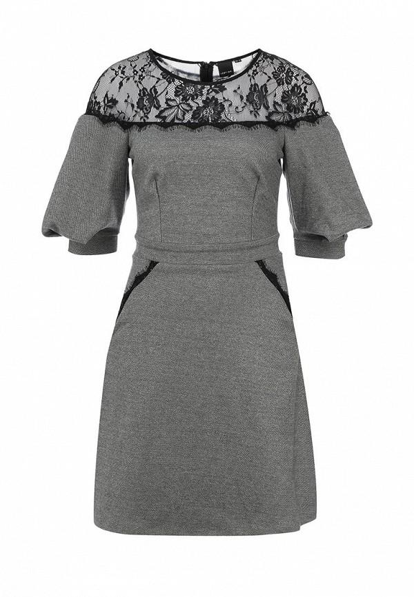 Платье LOST INK SIAN LACE YOKE DRESS