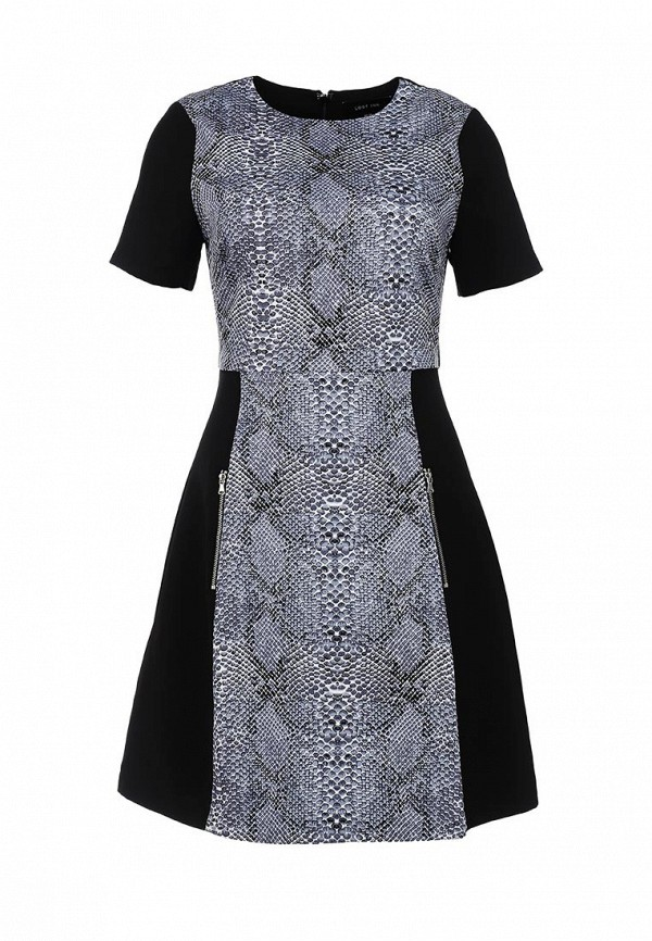 Платье LOST INK SNAKE PRINT DRESS