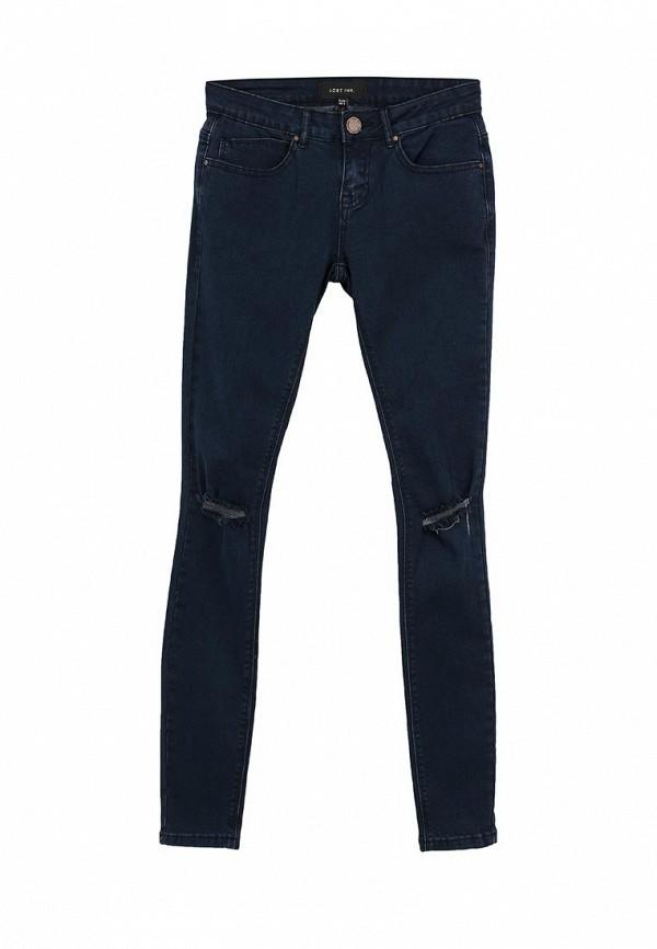 Зауженные джинсы LOST INK. (ЛОСТ ИНК.) FW15LIW1404000401