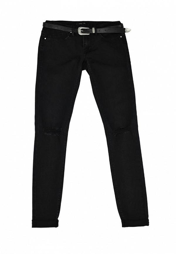 Зауженные джинсы LOST INK. (ЛОСТ ИНК.) FW15LIW1404000501