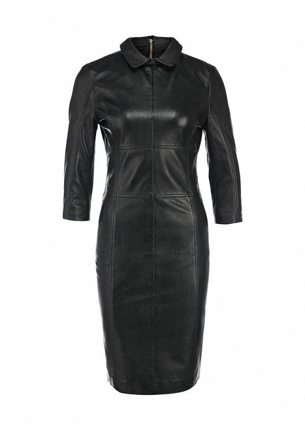 Платье-миди LOST INK. (ЛОСТ ИНК.) FW15LIW1502012201
