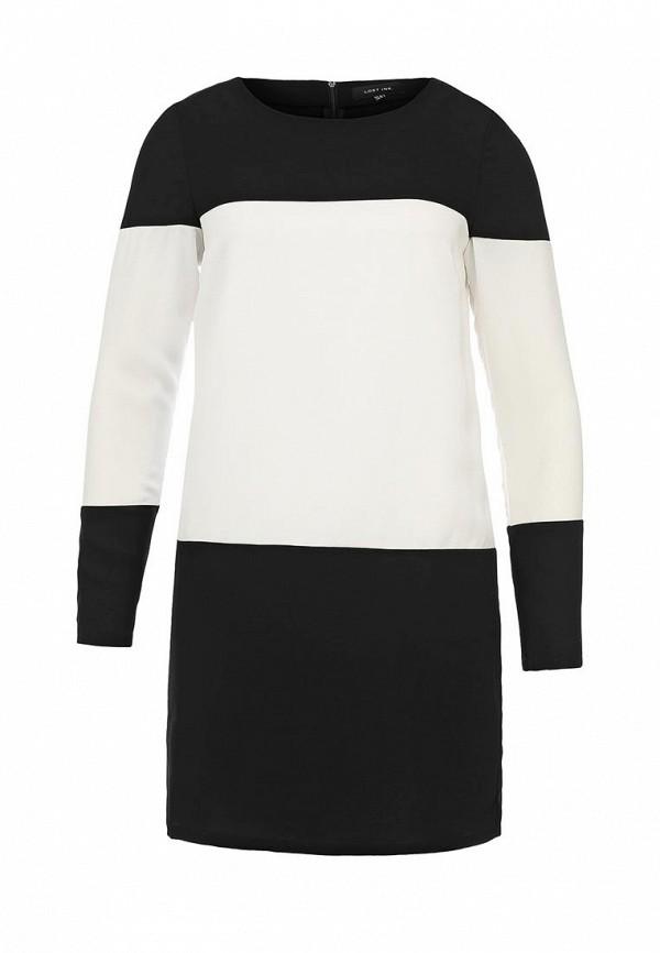 Платье-мини LOST INK. (ЛОСТ ИНК.) FW15LIW1502017601