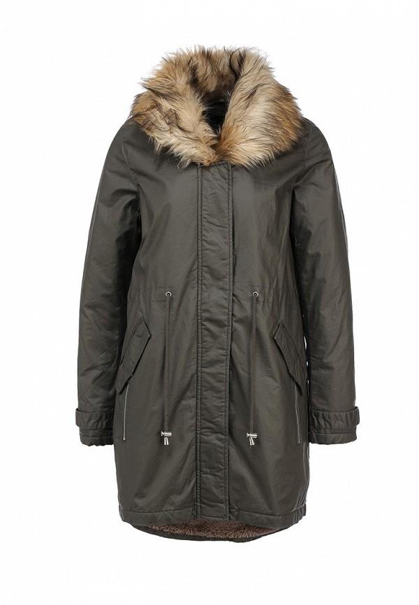 Утепленная куртка LOST INK. (ЛОСТ ИНК.) FW15LIW2006003001