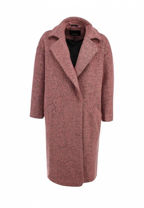 Пальто LOST INK BRUSHED 2 TONE COAT