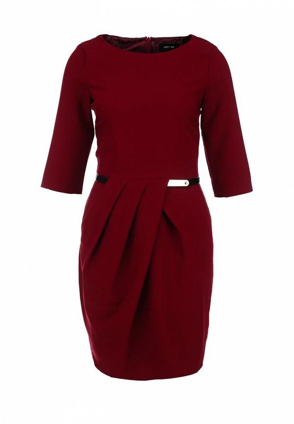 Платье-мини LOST INK. (ЛОСТ ИНК.) FW15LIW1502015803