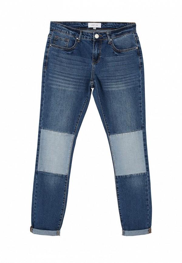 Зауженные джинсы LOST INK. (ЛОСТ ИНК.) FW15LIW1404003401