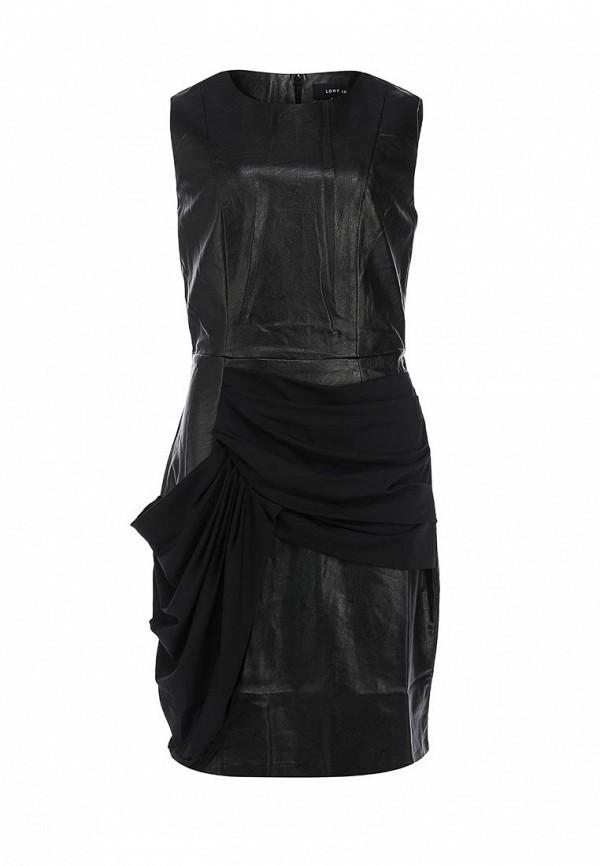 Платье-миди LOST INK. (ЛОСТ ИНК.) FW15LIW1502041001