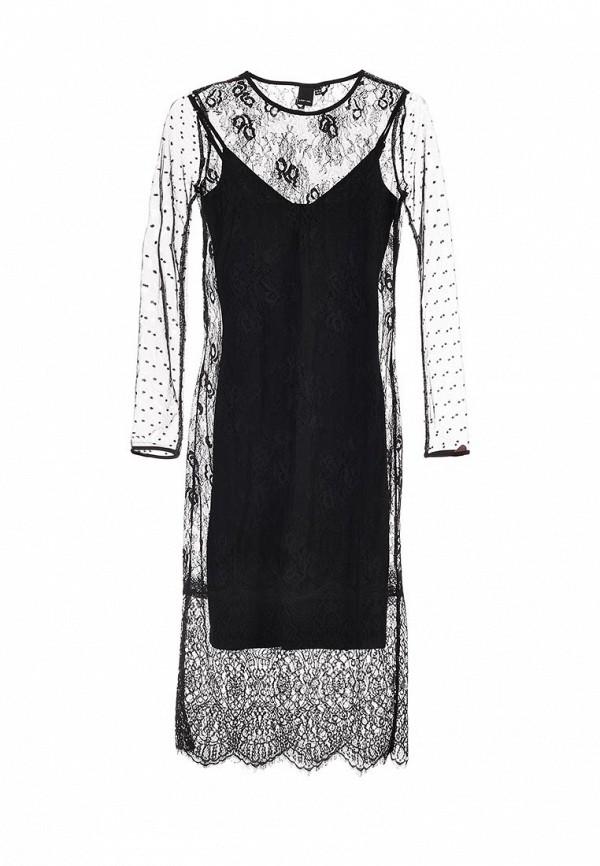 Платье-миди LOST INK. (ЛОСТ ИНК.) FW15LIW1502001201