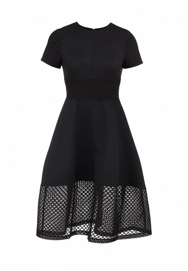 Платье-миди LOST INK. (ЛОСТ ИНК.) FW15LIW1502026801