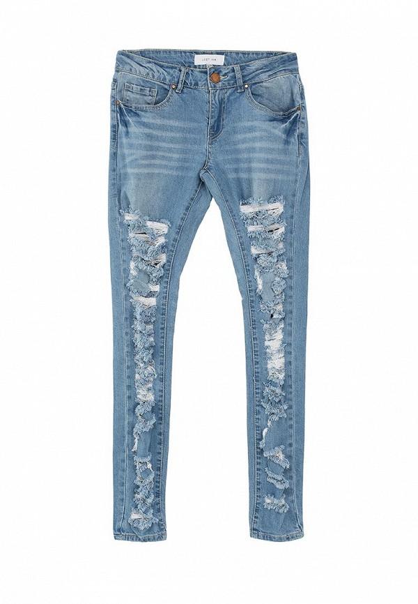 Зауженные джинсы LOST INK. (ЛОСТ ИНК.) FW15LIW1404005101