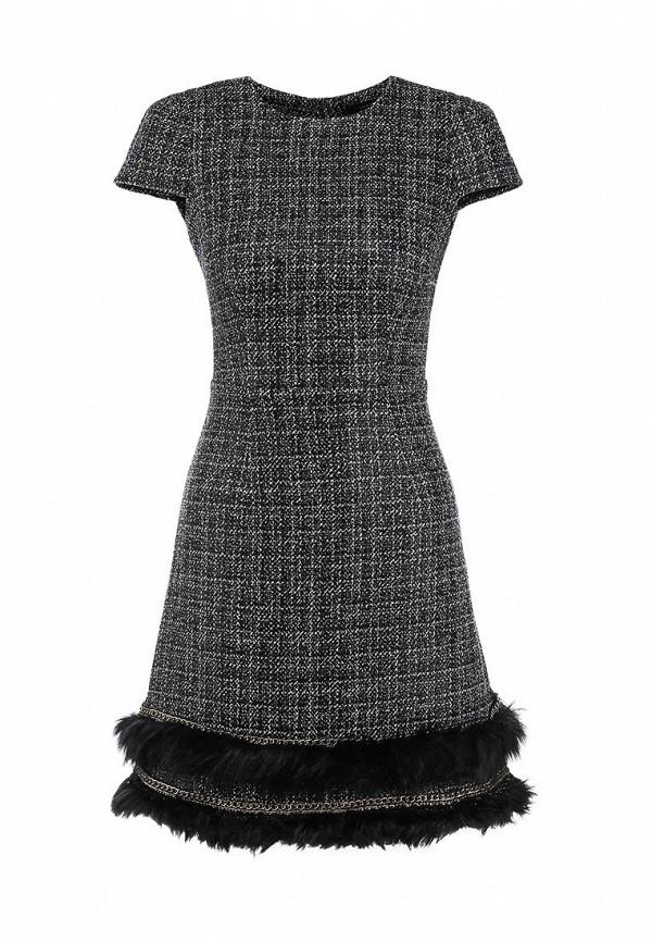 Платье-мини LOST INK. (ЛОСТ ИНК.) FW15LIW1502004701