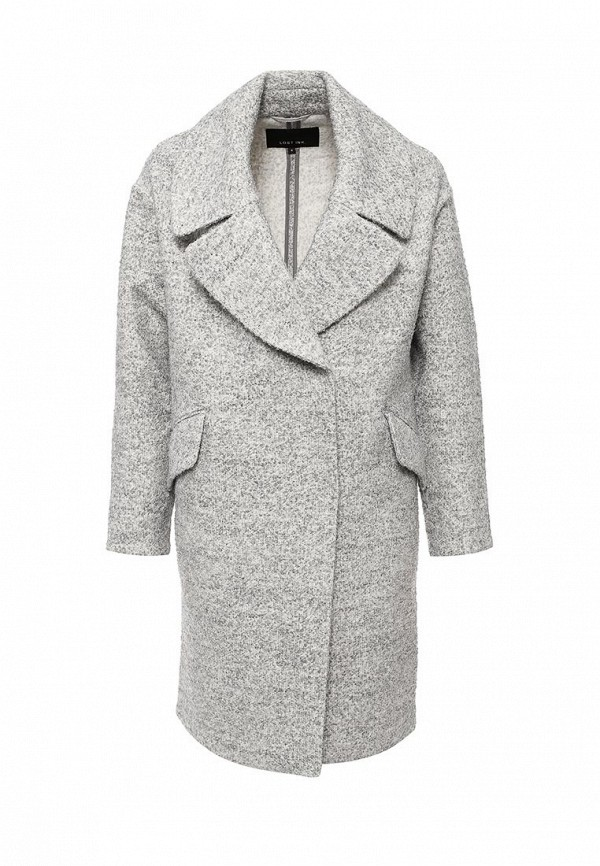 Пальто LOST INK OVERSIZED GREY COAT