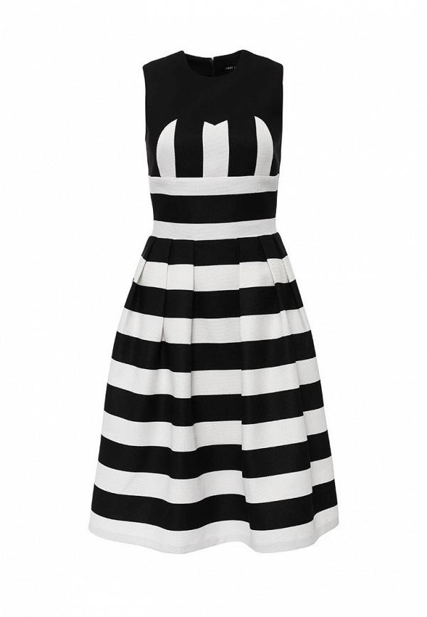 Платье-миди LOST INK. (ЛОСТ ИНК.) SS16LIW1502005101