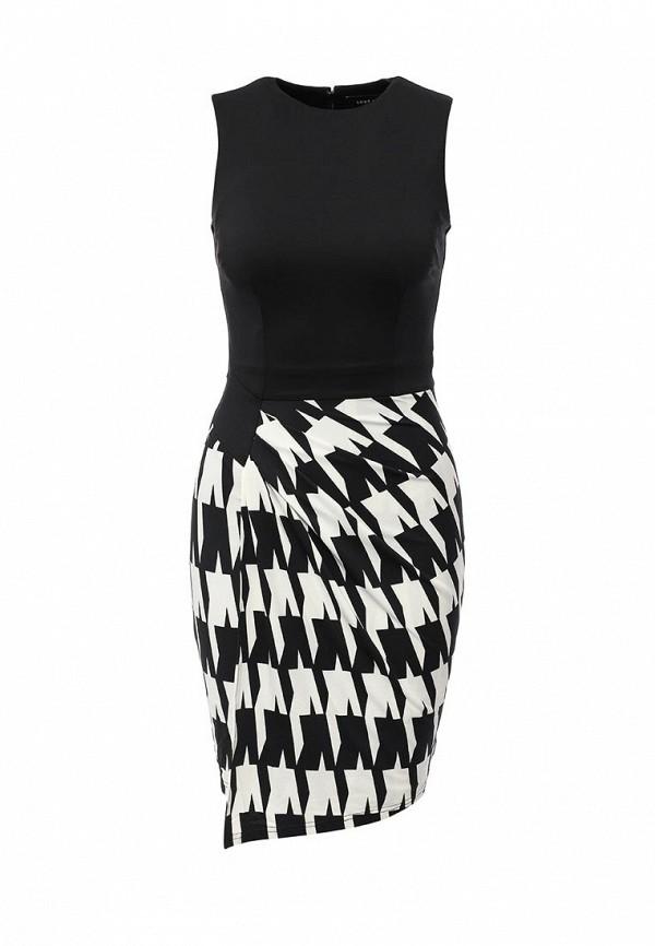 Платье-миди LOST INK. (ЛОСТ ИНК.) SS16LIW1502005501