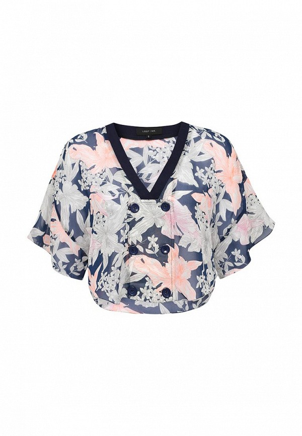 Блуза LOST INK. (ЛОСТ ИНК.) SS16LIW2117001201