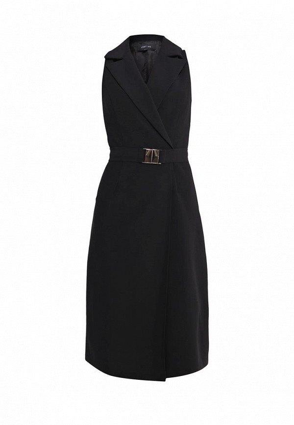 Платье-миди LOST INK. (ЛОСТ ИНК.) SS16LIW1502002601