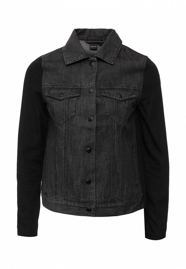 Джинсовая куртка LOST INK. (ЛОСТ ИНК.) SS16LIW2006002201