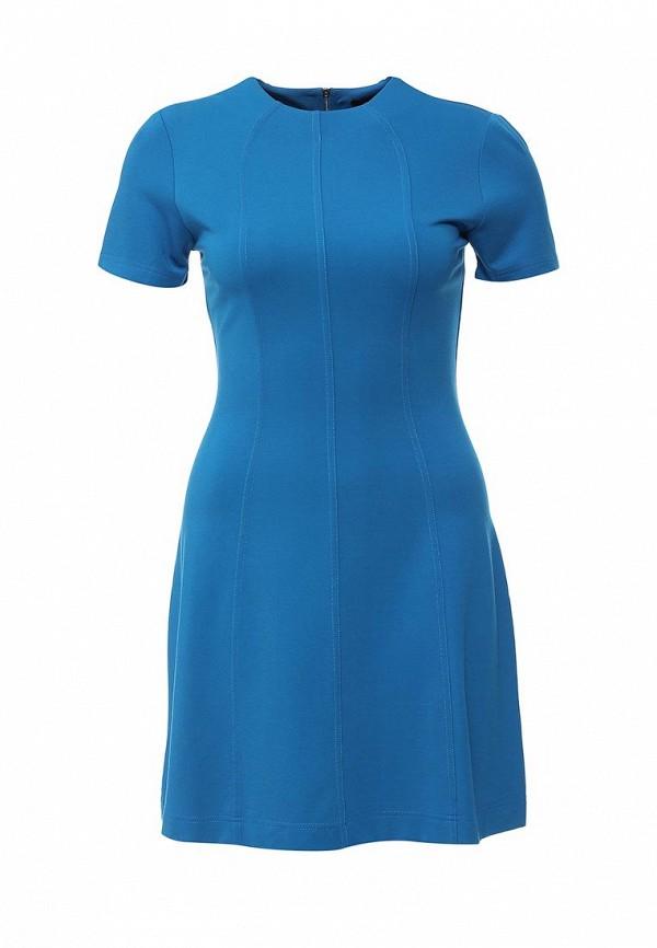 Платье-миди LOST INK. (ЛОСТ ИНК.) SS16LIW1502003001