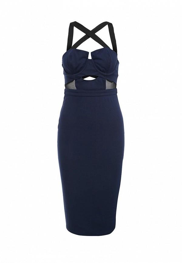 Платье-миди LOST INK. (ЛОСТ ИНК.) SS16LIW1502002101