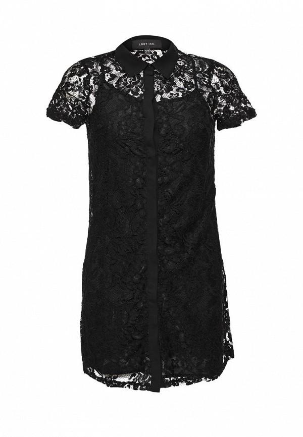 Платье-мини LOST INK. (ЛОСТ ИНК.) SS16LIW1502003801