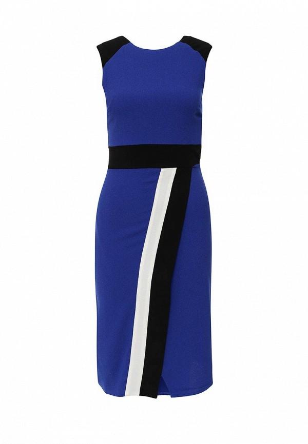 Платье-миди LOST INK. (ЛОСТ ИНК.) SS16LIW1502000701