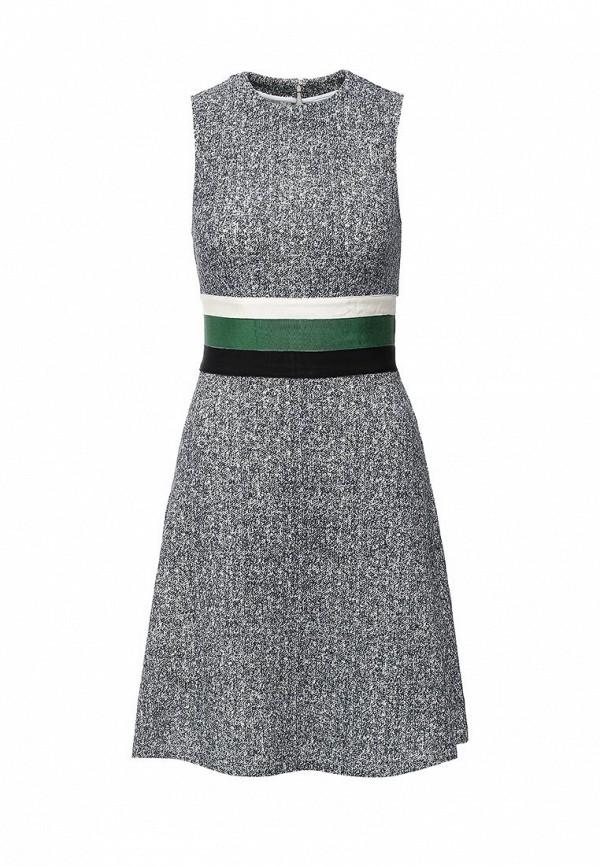 Платье-миди LOST INK. (ЛОСТ ИНК.) SS16LIW1502003101
