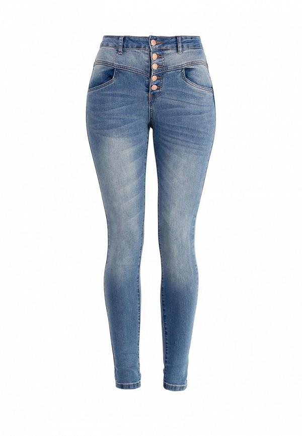 Зауженные джинсы LOST INK. (ЛОСТ ИНК.) SS16LIW1404000101