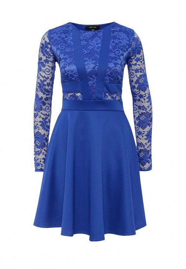Платье LOST INK GEMMA LACE INSERT DRESS