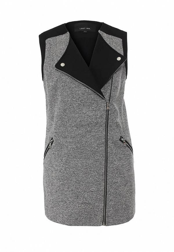 Жилет LOST INK PU JERSEY GILET