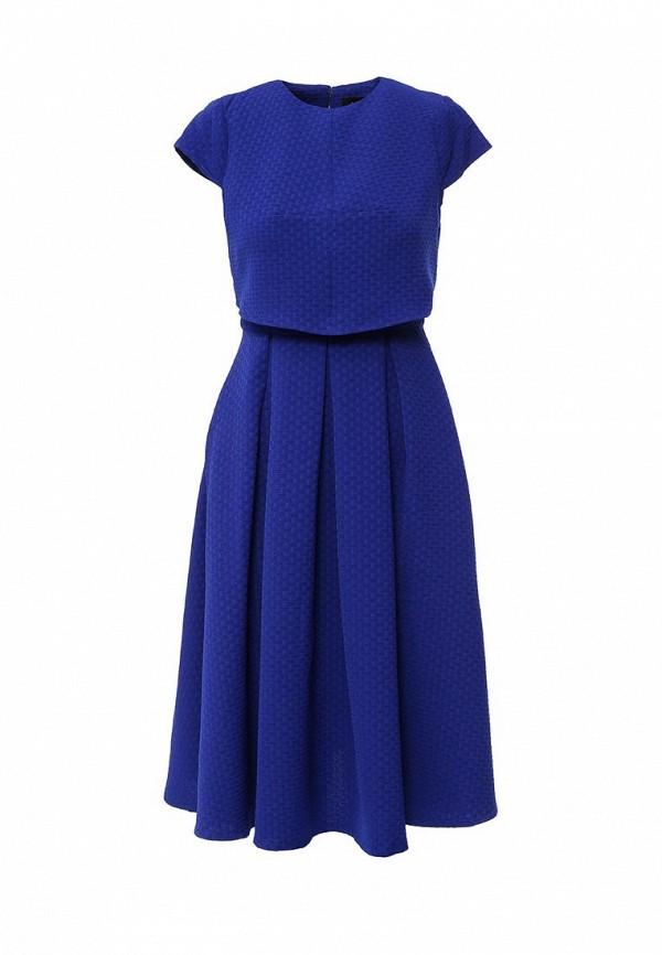 Платье-миди LOST INK. (ЛОСТ ИНК.) SS16LIW1502004901