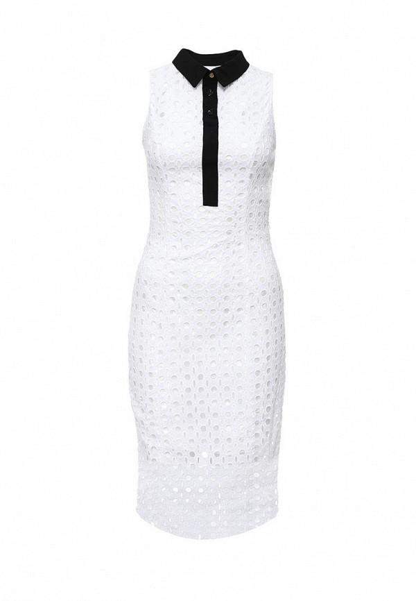 Платье-миди LOST INK. (ЛОСТ ИНК.) SS16LIW1502000901