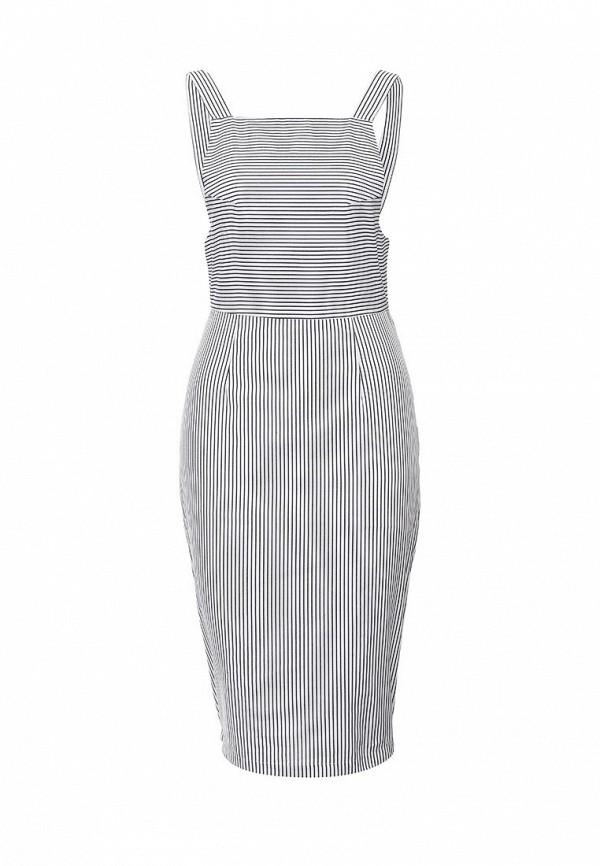 Платье-миди LOST INK. (ЛОСТ ИНК.) SS16LIW1502009401