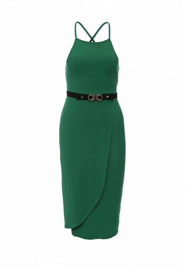 Платье-миди LOST INK. (ЛОСТ ИНК.) SS16LIW1502013801