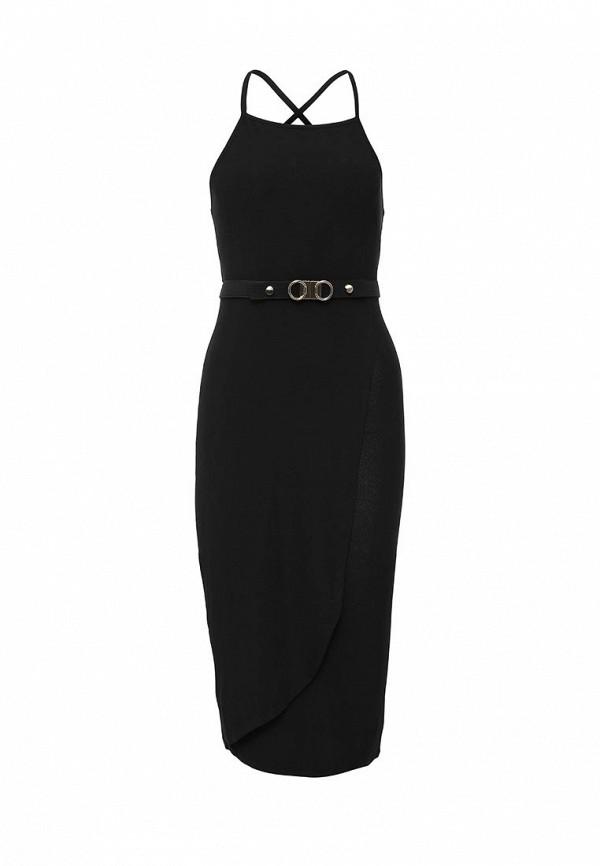 Платье-миди LOST INK. (ЛОСТ ИНК.) SS16LIW1502013802