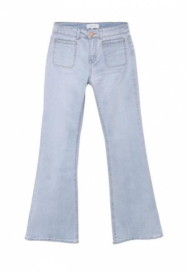 Широкие и расклешенные джинсы LOST INK. (ЛОСТ ИНК.) SS16LIW1404001101