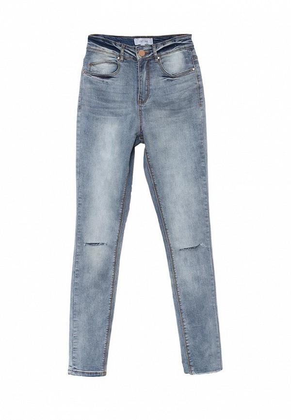 Зауженные джинсы LOST INK. (ЛОСТ ИНК.) SS16LIW1404002301